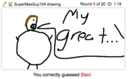 Draw It Staci