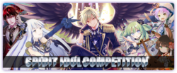 Spirit Idol Competition Banner