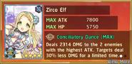 Zirco Elf Summon Preview
