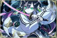 Pavone Sword Girl Preview