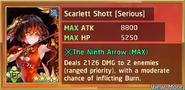 Scarlett Shott Serious Summon Preview