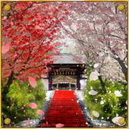 The Spirits' Doll Festival Chapter 2 Background Square