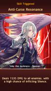 Emperor Sutoku Skill