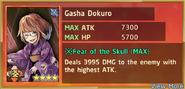 Gasha Dokuro Summon Preview