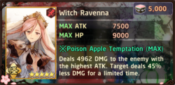 Witch Ravenna Exchange Box