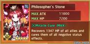 Philosopher's Stone Summon Preview