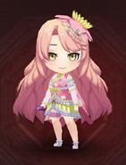 Princess Saho Sprite