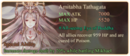 Amitabha Tathagata Special Ability Daemon Banner