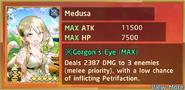 Medusa Summon Preview