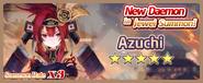 Azuchi Summon Banner