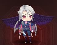 Emperor Sutoku Sprite