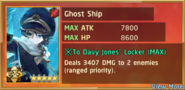 Ghost Ship Summon Preview