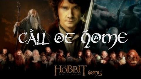 THE HOBBIT - Call Of Home (Original Song by Miracle Of Sound)