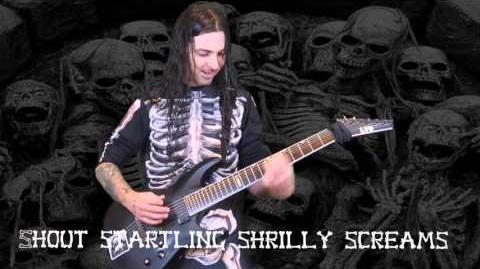 Spooky Scary Skeletons Meets Metal (331Erock)