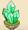 Mighty Harvest Crystal
