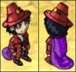 Transformation cape