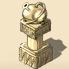 Platinum Trophy Mystical Tool