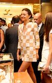 Miranda Kerr Louis Vuitton store opening in Cancun 012513 09