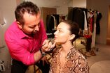 Miranda Kerr David Jones AW12 Backstage 05