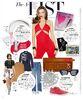 Miranda Kerr by Terry Richardson for Harper's Bazaar, US, February 2015 10