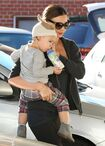 Miranda Kerr Miranda Kerr Son Flynn Gym Beverly EHHSzoOMfmCl