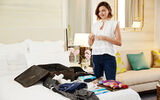 Miranda-Kerr-suitcase-packing-video-BAZAAR