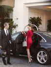 QF Chauffeur Drive service (Miranda Kerr)