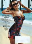 US Elle October 2011, subscriber's cover2