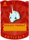 Unicorn Helmet 2