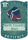 North Country Shirt Blue