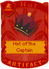 Hat of the Captain