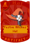 Festive Witches Hat