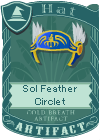 Sol Feather Circlet 2