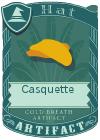 Casquette yellow