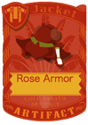 Rose Armor Red