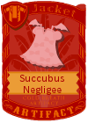 Succubus Negligee Pink