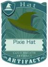 Pixie Hat Green