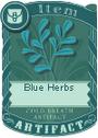 Blue Herbs