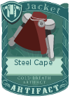 Steel Cape Red