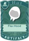 Flax Hood