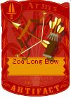 Zoa Long Bow