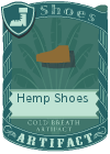 Hemp Shoes Mint
