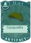 Casquette green