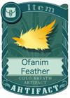 Ofanim Feather