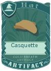 Casquette mint