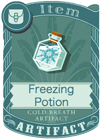 Freezing Potion