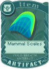 Mammal Scales