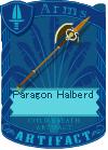 Paragon Halberd
