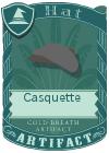 Casquette grey