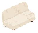 Shaggy Sofa